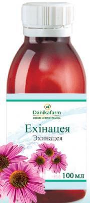 Эхинацея БАЖ, 100мл Даникафарм (Danikafarm)