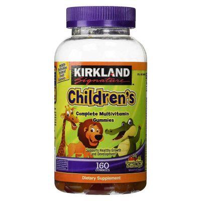 Витамины для детей Kirkland, 160шт.