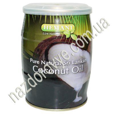 Масло кокосовое Hemani 400мл