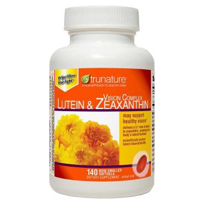 Trunature Vision Complex Lutein & Zeaxanthin (ЛЮТЕИН и ЗЕАКСАНТИН) 5:1, 140 капсул