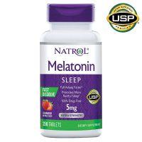 Мелатонин Natrol Melatonin 5 mg., 250 табл.