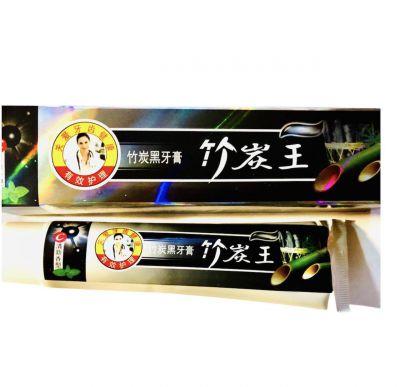 Зубная паста с бамбуковым углём, 160гр