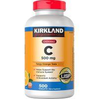 Витамин С 500 mg , Kirkland 500 таблеток